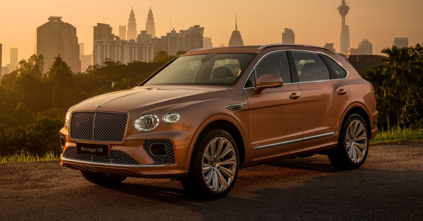 FIRST DRIVE: 2020 Bentley Bentayga V8 FL in M'sia Image #1188483