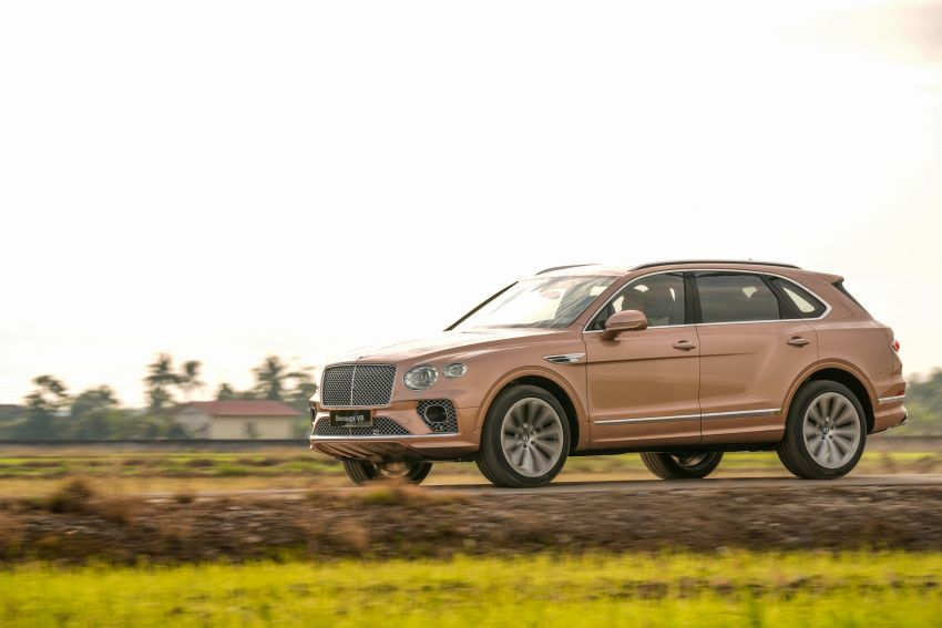 FIRST DRIVE: 2020 Bentley Bentayga V8 FL in M'sia Image #1188533