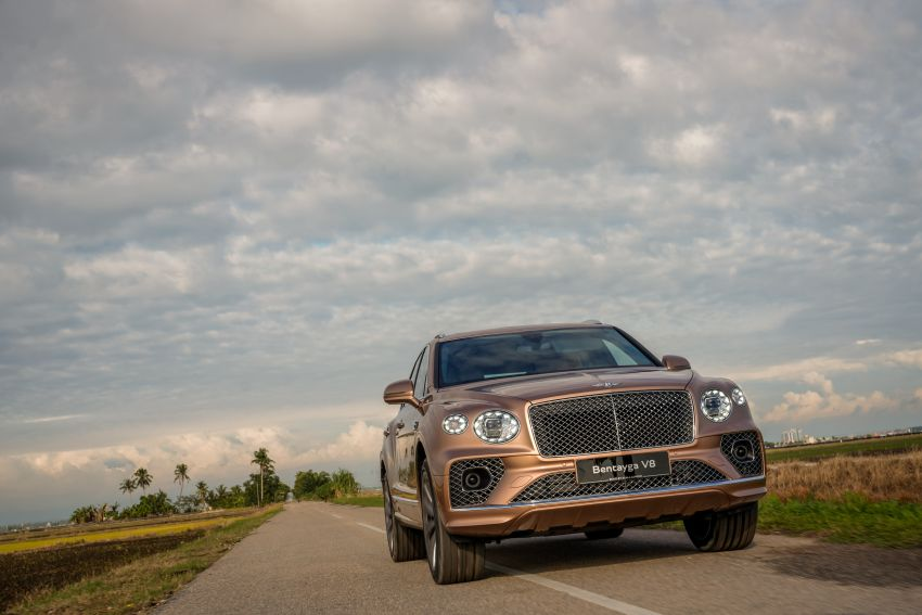 FIRST DRIVE: 2020 Bentley Bentayga V8 FL in M'sia Image #1188535