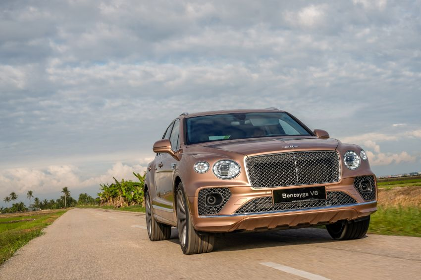 FIRST DRIVE: 2020 Bentley Bentayga V8 FL in M'sia Image #1188538