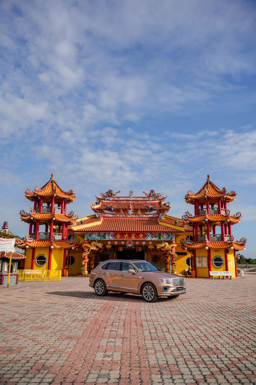 FIRST DRIVE: 2020 Bentley Bentayga V8 FL in M'sia Image #1188543