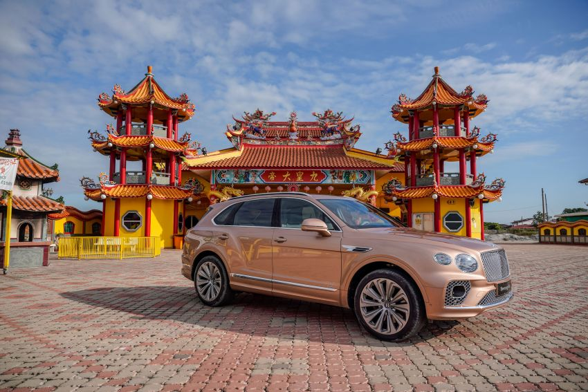 FIRST DRIVE: 2020 Bentley Bentayga V8 FL in M'sia Image #1188546