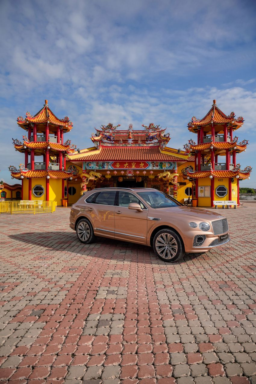 FIRST DRIVE: 2020 Bentley Bentayga V8 FL in M'sia Image #1188548