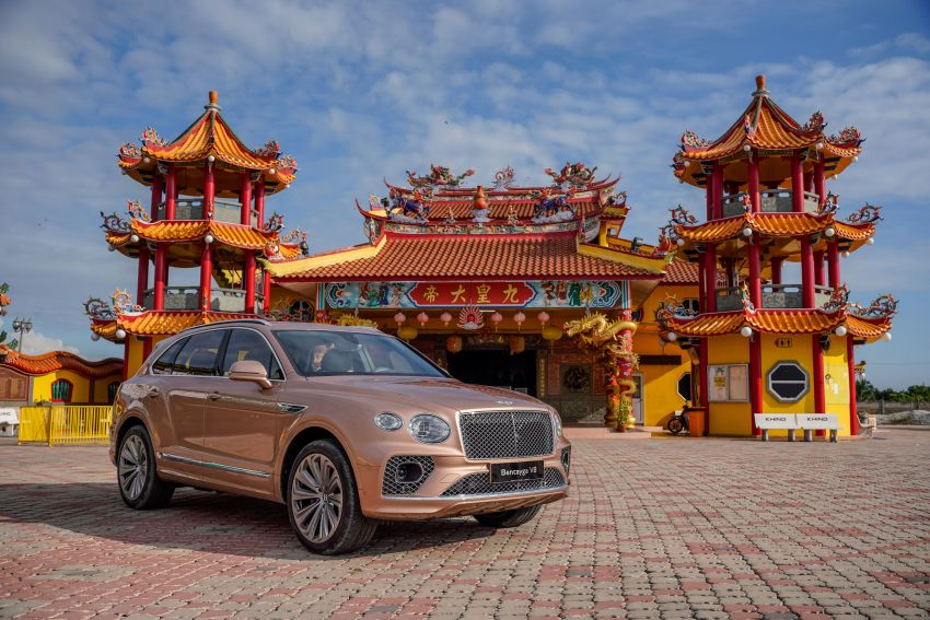 FIRST DRIVE: 2020 Bentley Bentayga V8 FL in M'sia Image #1188550