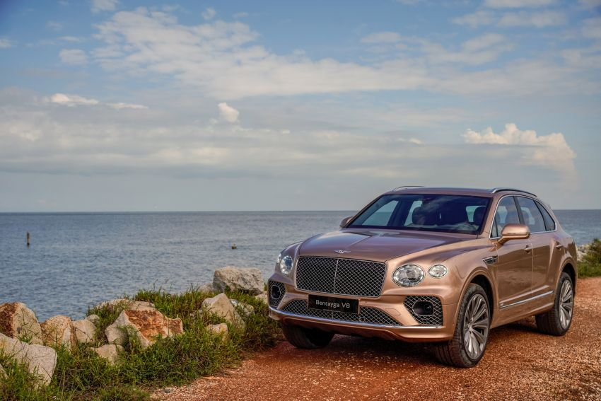 FIRST DRIVE: 2020 Bentley Bentayga V8 FL in M'sia Image #1188552