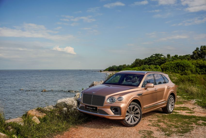 FIRST DRIVE: 2020 Bentley Bentayga V8 FL in M'sia Image #1188553