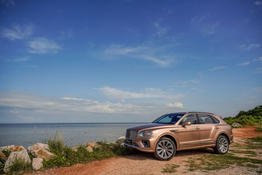 FIRST DRIVE: 2020 Bentley Bentayga V8 FL in M'sia Image #1188555