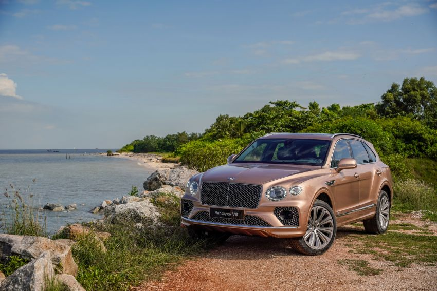 FIRST DRIVE: 2020 Bentley Bentayga V8 FL in M'sia Image #1188558