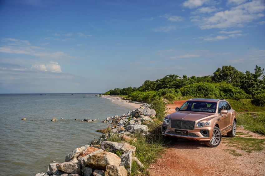 FIRST DRIVE: 2020 Bentley Bentayga V8 FL in M'sia Image #1188561