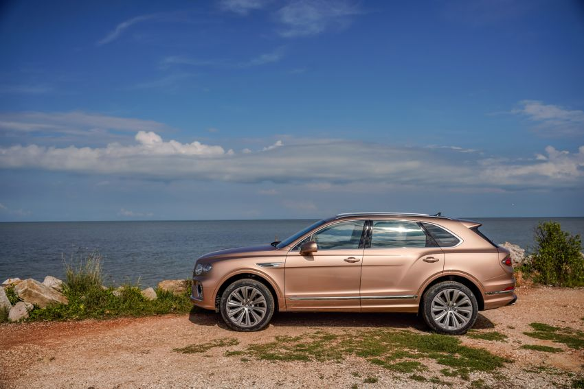 FIRST DRIVE: 2020 Bentley Bentayga V8 FL in M'sia Image #1188563