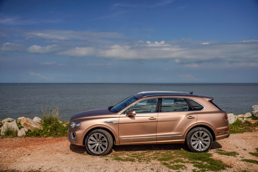 FIRST DRIVE: 2020 Bentley Bentayga V8 FL in M'sia Image #1188566