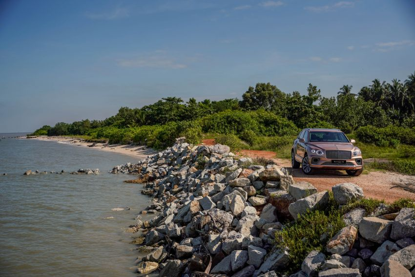 FIRST DRIVE: 2020 Bentley Bentayga V8 FL in M'sia Image #1188568