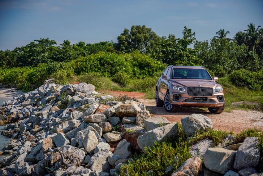 FIRST DRIVE: 2020 Bentley Bentayga V8 FL in M'sia Image #1188570