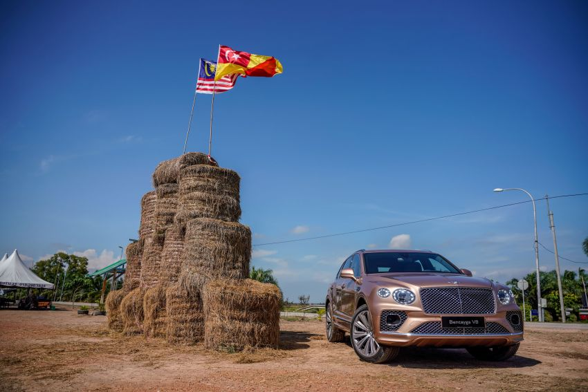 FIRST DRIVE: 2020 Bentley Bentayga V8 FL in M'sia Image #1188574