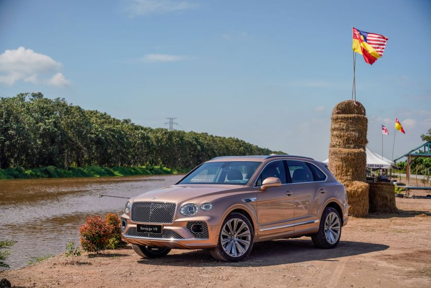 FIRST DRIVE: 2020 Bentley Bentayga V8 FL in M'sia Image #1188580