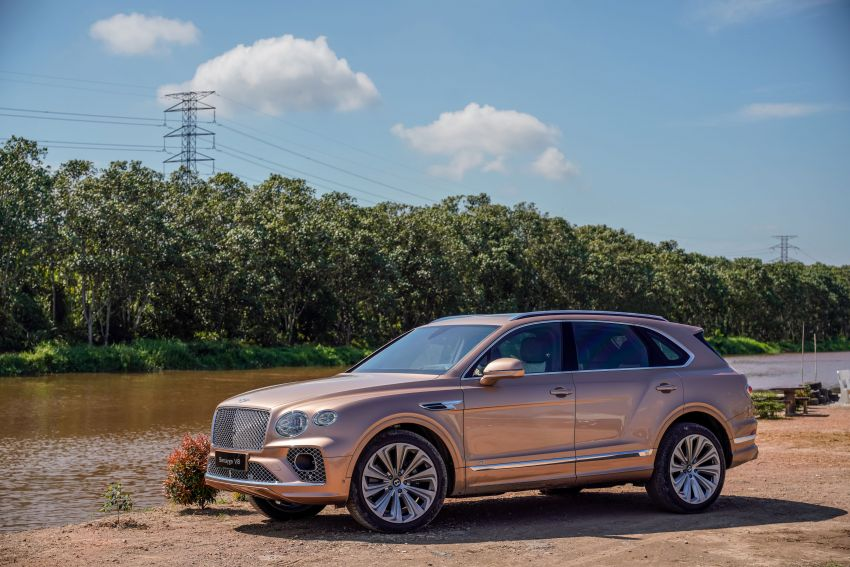 FIRST DRIVE: 2020 Bentley Bentayga V8 FL in M'sia Image #1188582