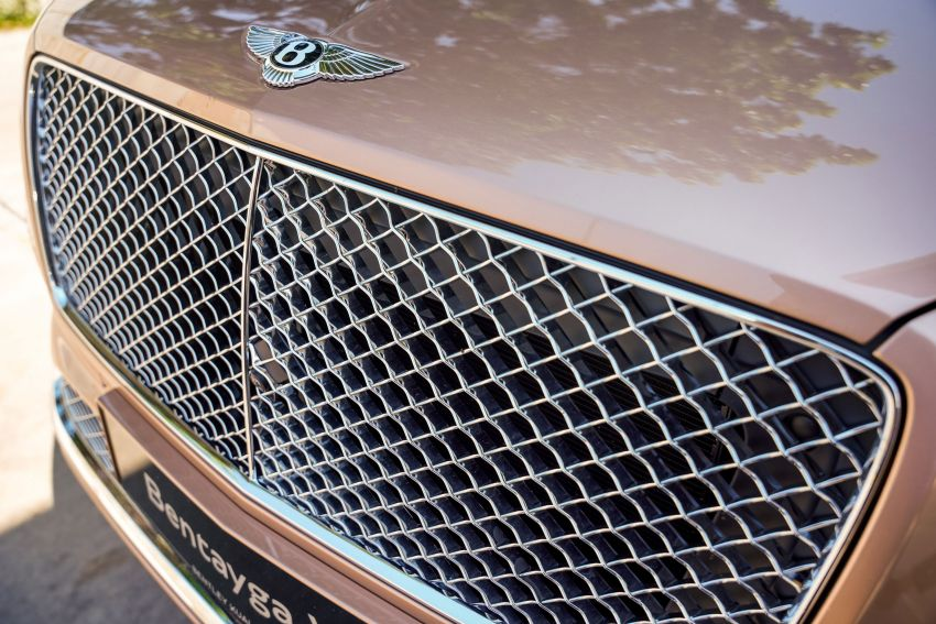 FIRST DRIVE: 2020 Bentley Bentayga V8 FL in M'sia Image #1188584