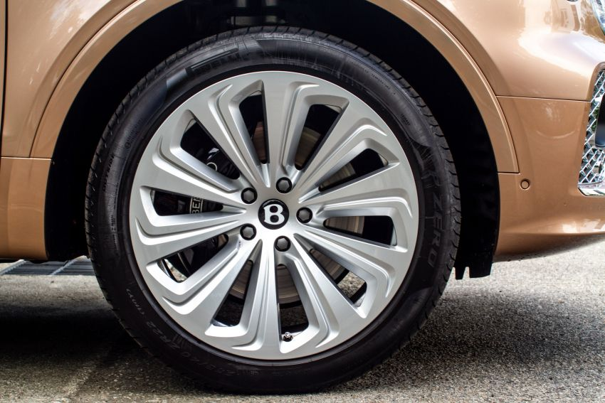 FIRST DRIVE: 2020 Bentley Bentayga V8 FL in M'sia Image #1188586