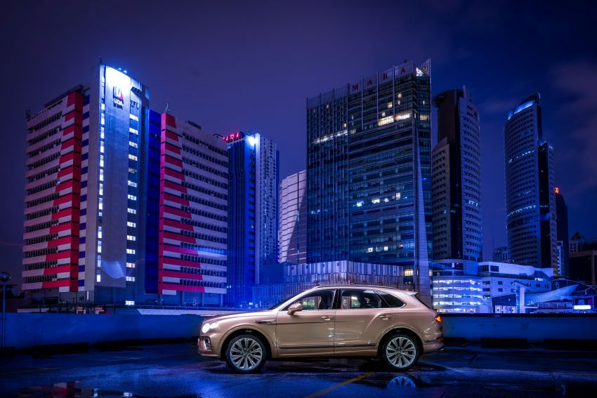 FIRST DRIVE: 2020 Bentley Bentayga V8 FL in M'sia Image #1188589
