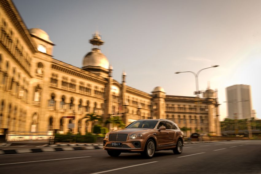 FIRST DRIVE: 2020 Bentley Bentayga V8 FL in M'sia Image #1188486