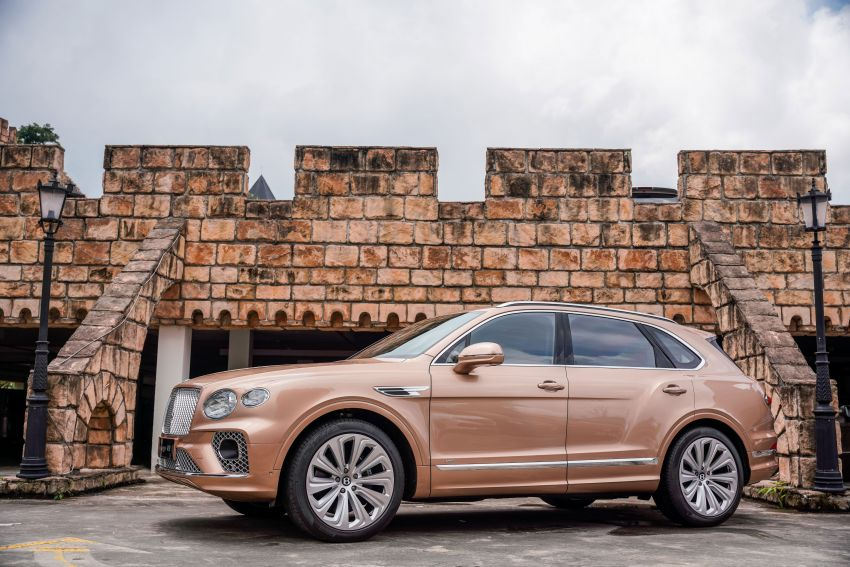 FIRST DRIVE: 2020 Bentley Bentayga V8 FL in M'sia Image #1188597