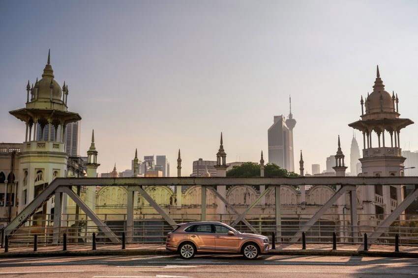 FIRST DRIVE: 2020 Bentley Bentayga V8 FL in M'sia Image #1188487