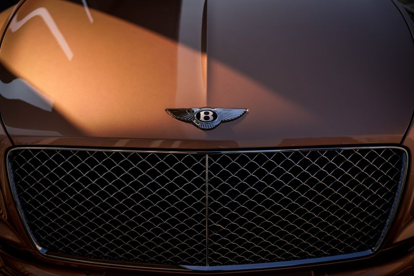 FIRST DRIVE: 2020 Bentley Bentayga V8 FL in M'sia Image #1188602