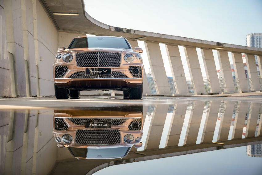 FIRST DRIVE: 2020 Bentley Bentayga V8 FL in M'sia Image #1188603