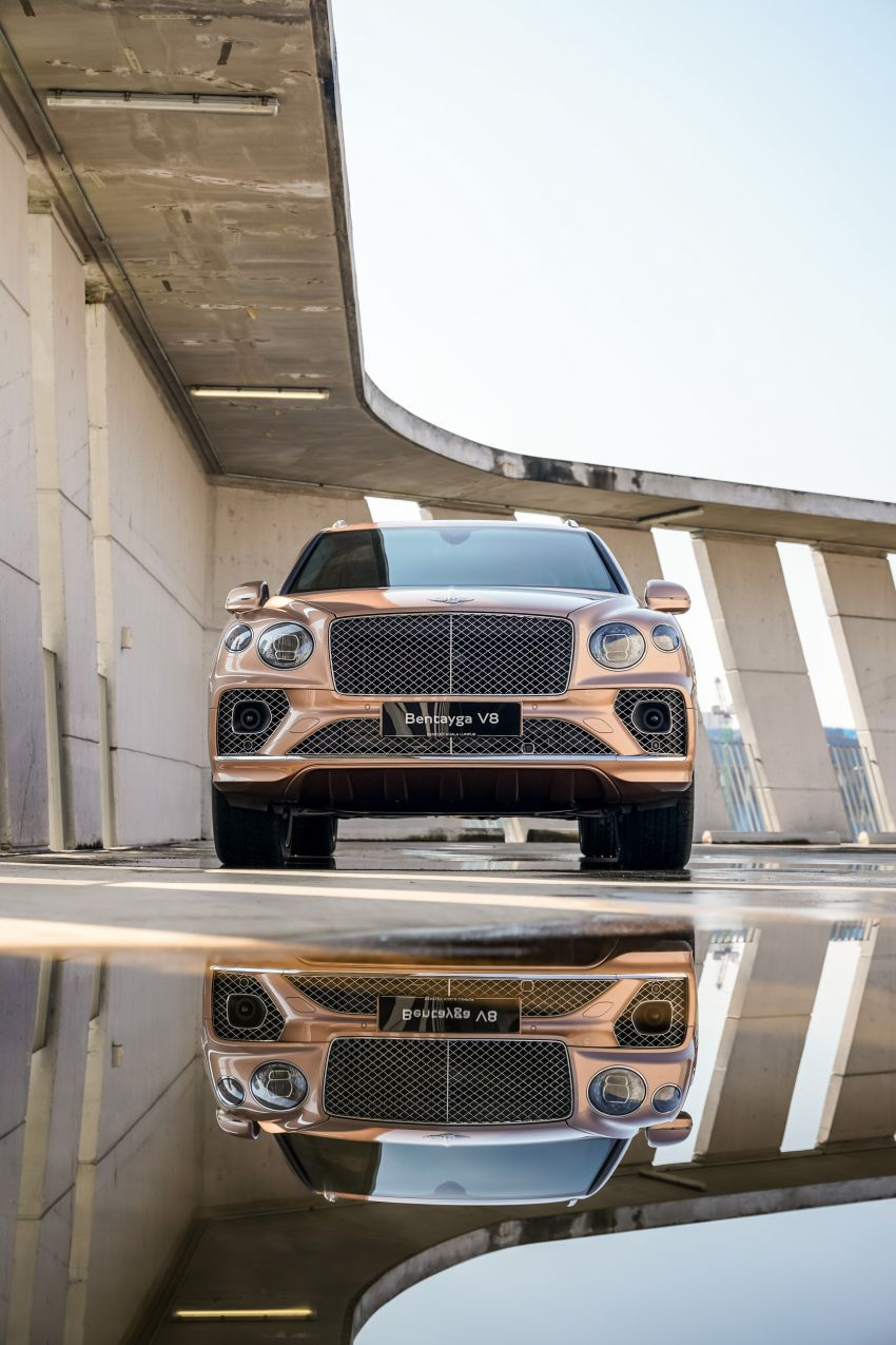 FIRST DRIVE: 2020 Bentley Bentayga V8 FL in M'sia Image #1188604