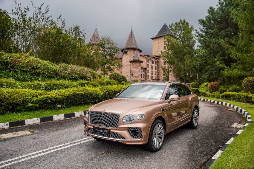 FIRST DRIVE: 2020 Bentley Bentayga V8 FL in M'sia Image #1188607