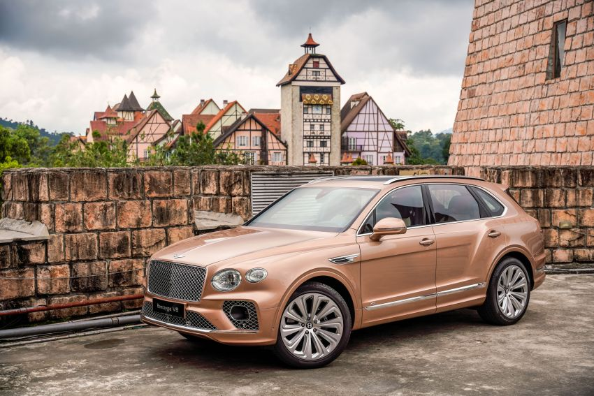 FIRST DRIVE: 2020 Bentley Bentayga V8 FL in M'sia Image #1188608