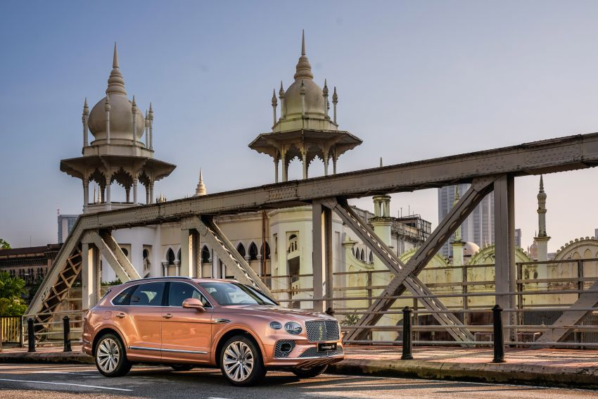FIRST DRIVE: 2020 Bentley Bentayga V8 FL in M'sia Image #1188491