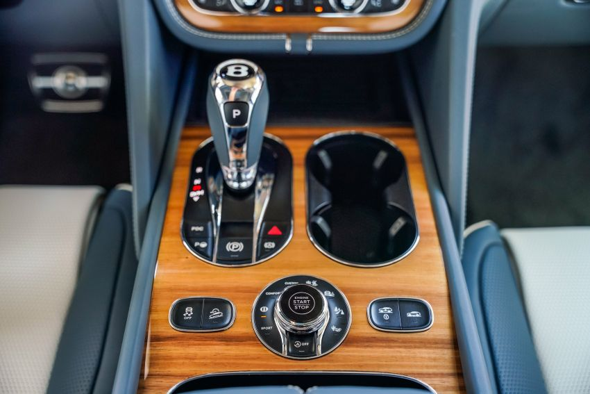 FIRST DRIVE: 2020 Bentley Bentayga V8 FL in M'sia Image #1188610