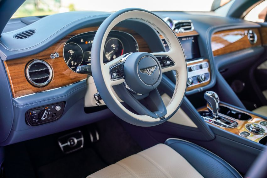 FIRST DRIVE: 2020 Bentley Bentayga V8 FL in M'sia Image #1188628