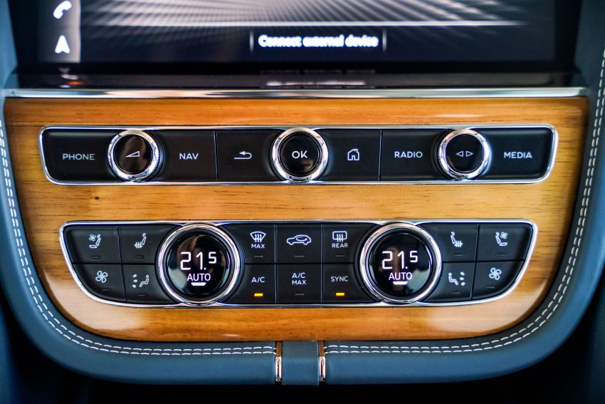 FIRST DRIVE: 2020 Bentley Bentayga V8 FL in M'sia Image #1188611