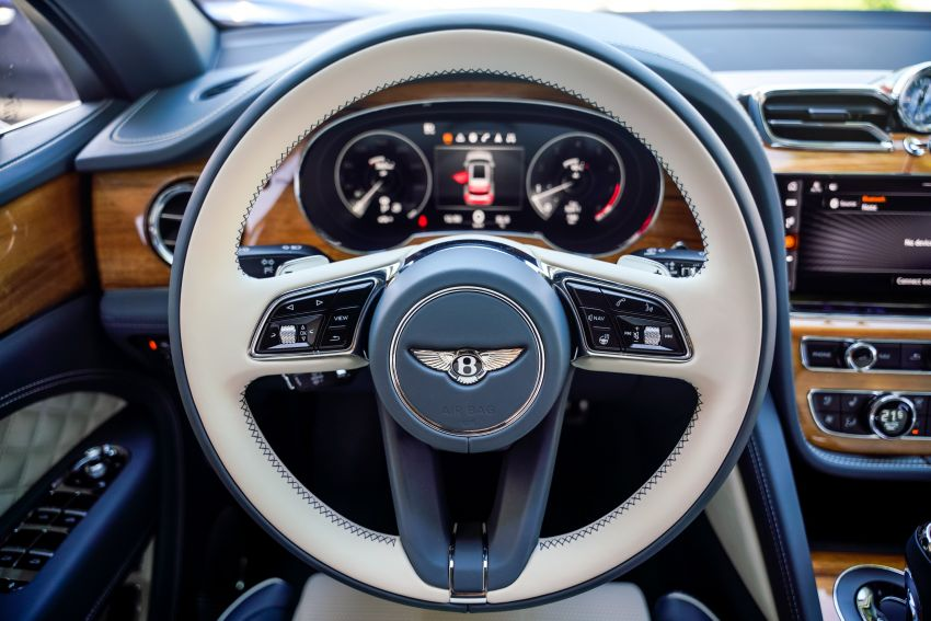 FIRST DRIVE: 2020 Bentley Bentayga V8 FL in M'sia Image #1188629