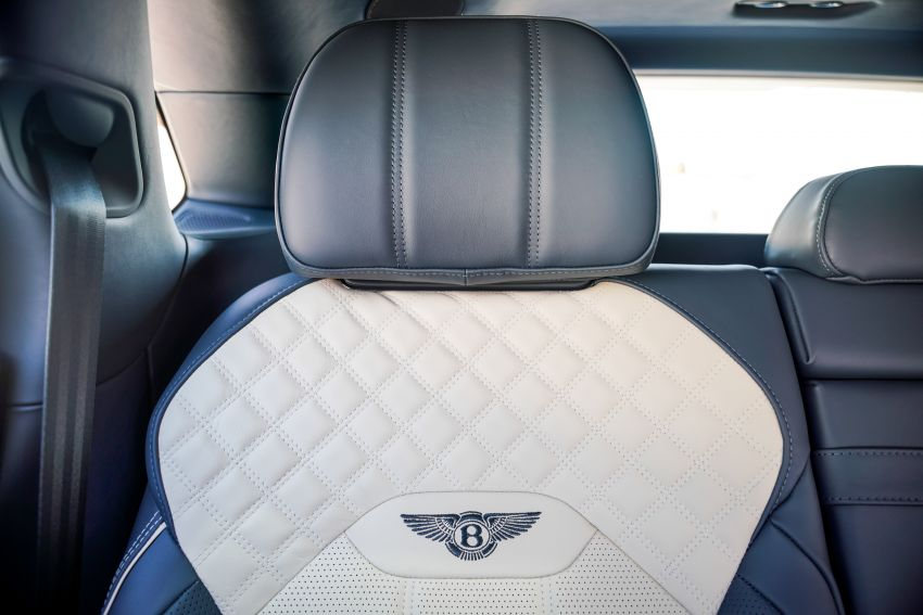 FIRST DRIVE: 2020 Bentley Bentayga V8 FL in M'sia Image #1188631