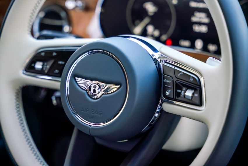 FIRST DRIVE: 2020 Bentley Bentayga V8 FL in M'sia Image #1188612