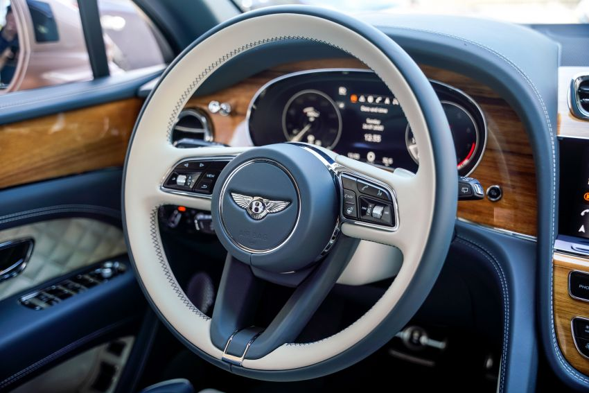 FIRST DRIVE: 2020 Bentley Bentayga V8 FL in M'sia Image #1188613