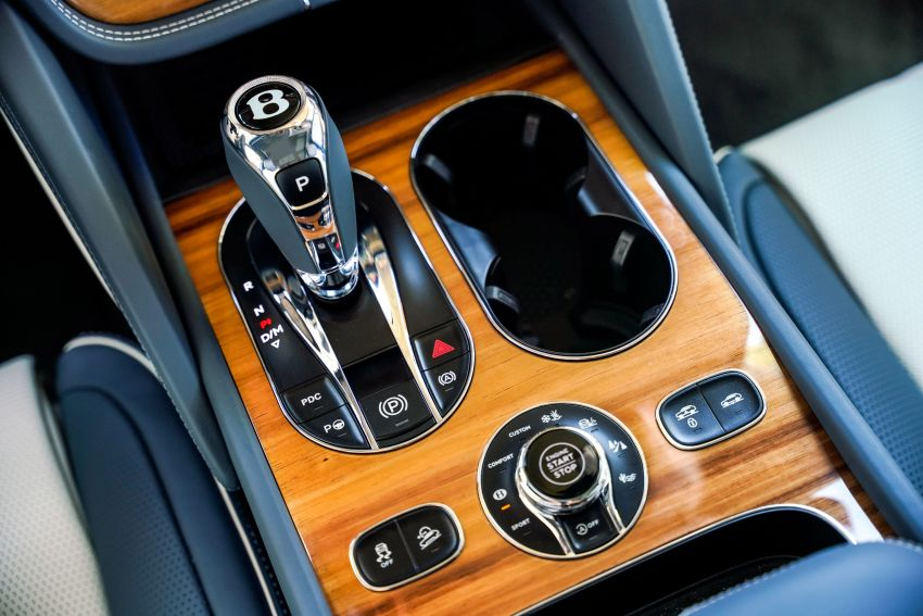 FIRST DRIVE: 2020 Bentley Bentayga V8 FL in M'sia Image #1188614