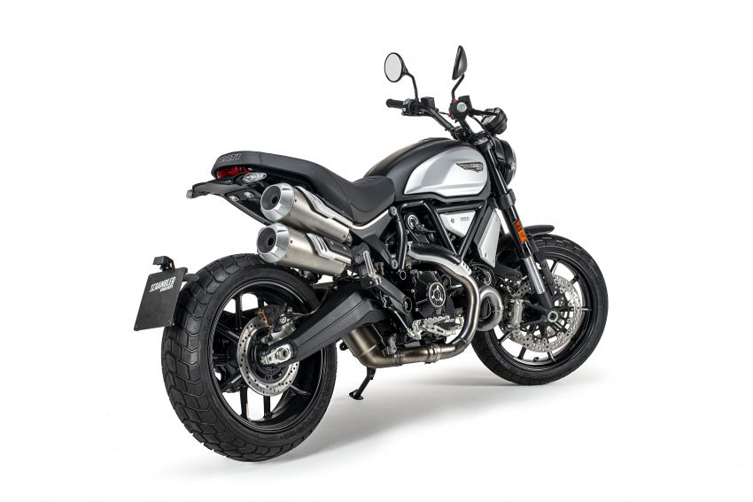 2020 Ducati Scrambler 1100 Dark Pro in Europe in Oct Image #1190544