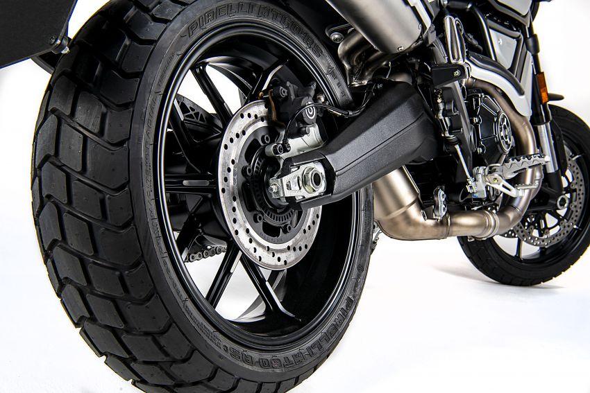 2020 Ducati Scrambler 1100 Dark Pro in Europe in Oct Image #1190512