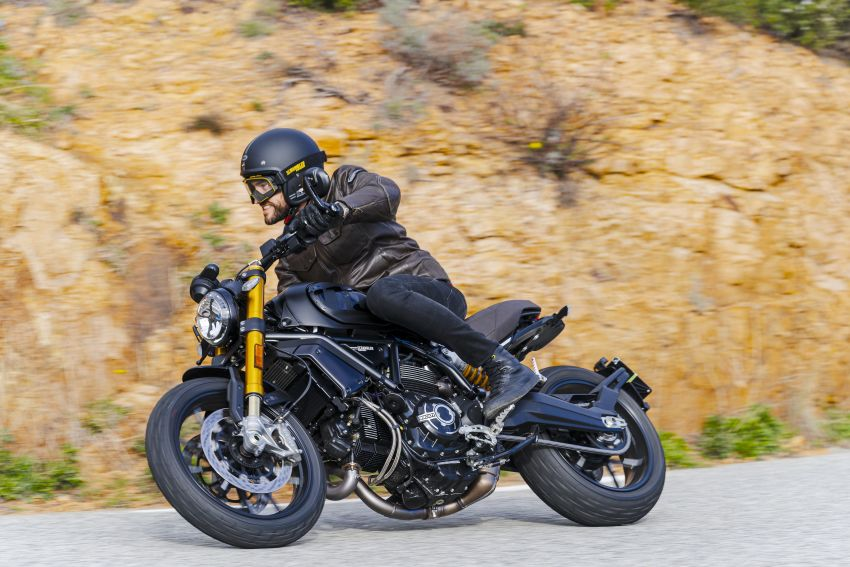 2020 Ducati Streetfighter V4 and Scrambler 1100 Pro open for booking in Malaysia – pricing from RM80k? Image #1195002