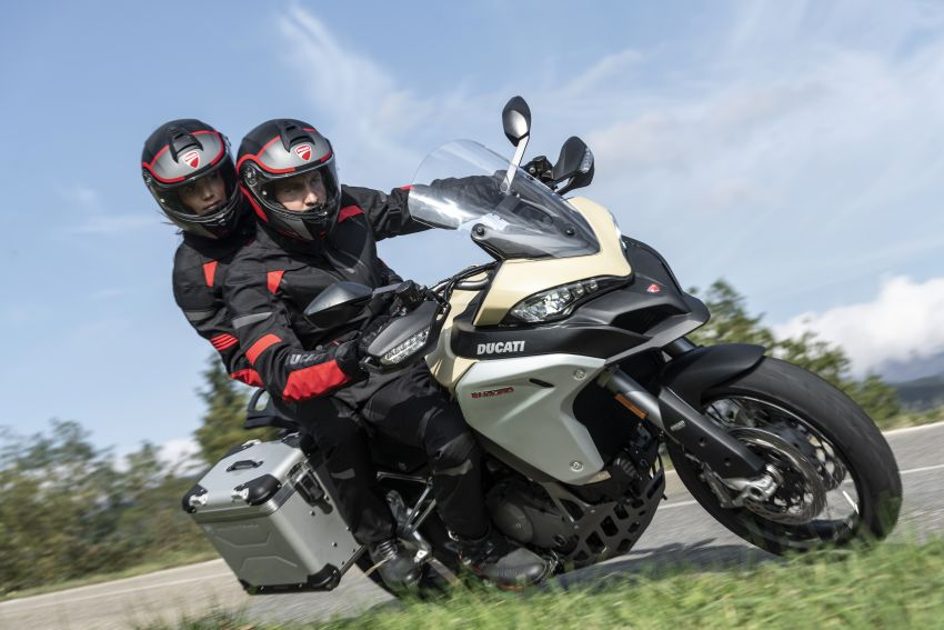2020 Ducati Multistrada V4 to come with front and rear radar – public presentation on November fourth Image #1188751