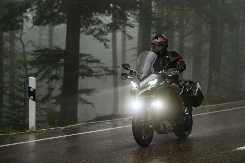 2020 Ducati Multistrada V4 to come with front and rear radar – public presentation on November fourth Image #1188755