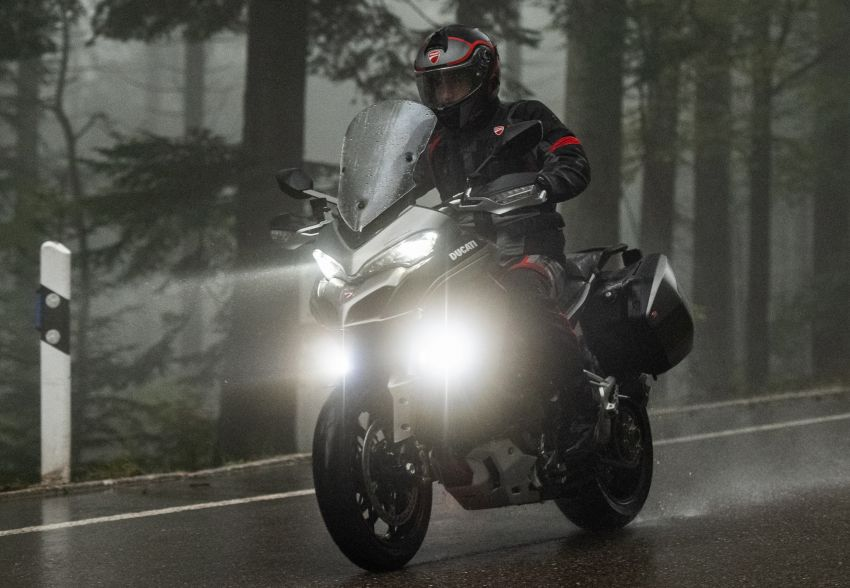 2020 Ducati Multistrada V4 to come with front and rear radar – public presentation on November fourth Image #1188756