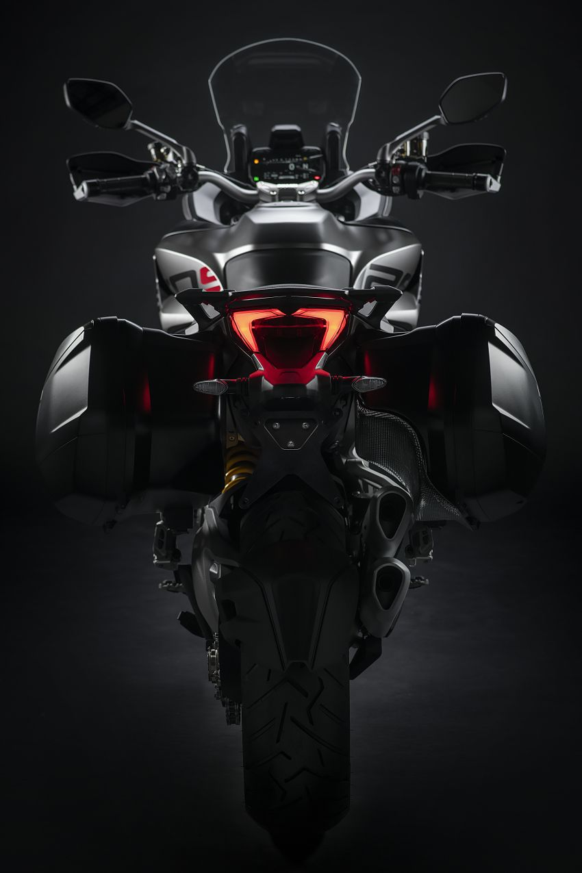 2020 Ducati Multistrada V4 to come with front and rear radar – public presentation on November fourth Image #1188757