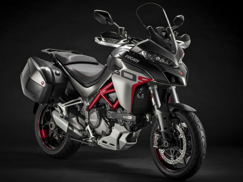 2020 Ducati Multistrada V4 to come with front and rear radar – public presentation on November fourth Image #1188759