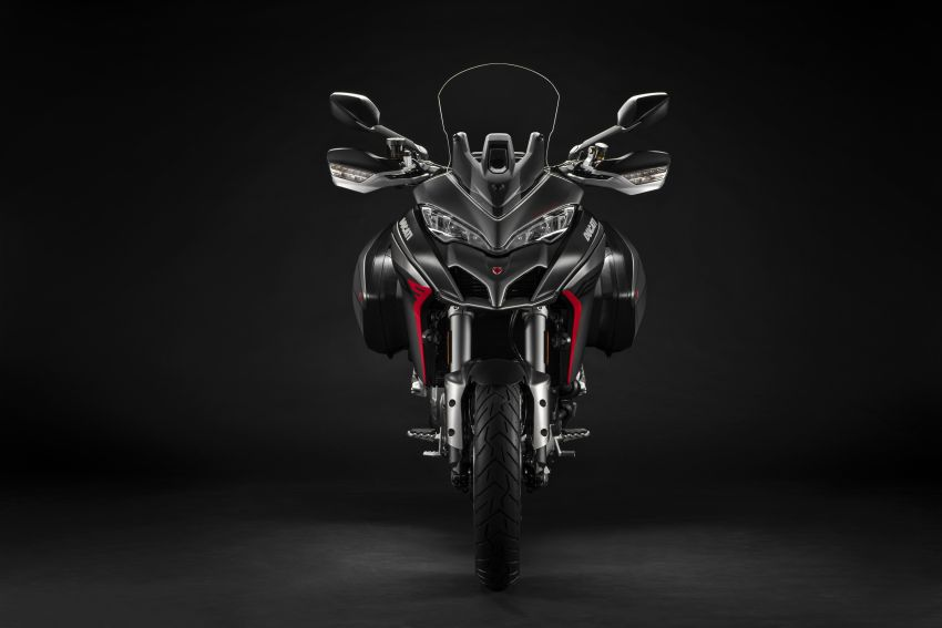 2020 Ducati Multistrada V4 to come with front and rear radar – public presentation on November fourth Image #1188760