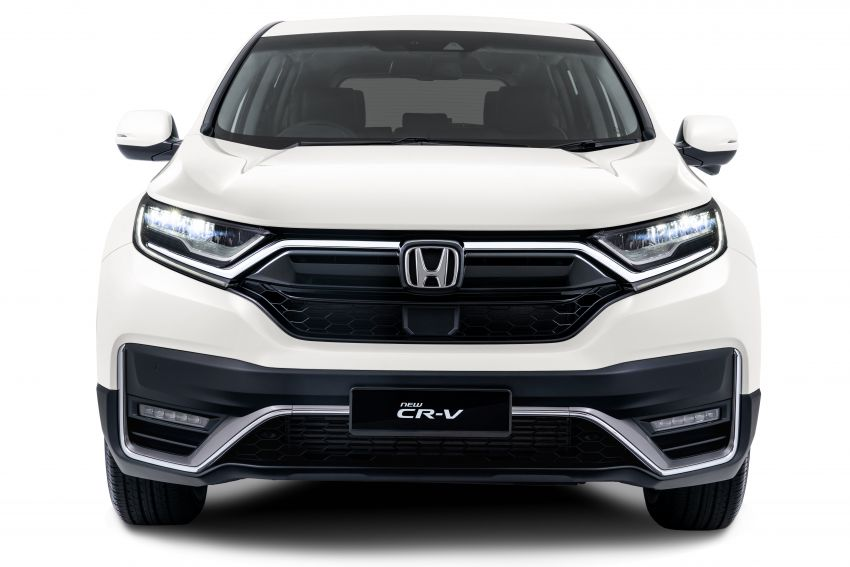 2020 Honda CR-V facelift open for booking – standard LaneWatch, Honda Sensing for 4WD model, Q4 launch Image #1188086